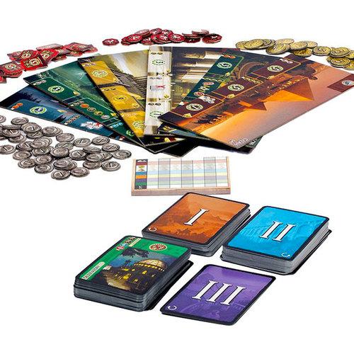 مبانی نظری: بازیهای طراحی شده (بازی عجایب هفتگانه، 7wonders)