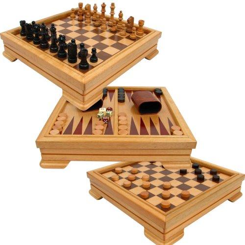 مبانی نظری بازی : بازی های تکامل یافته (شطرنج، تخته نرد و چکرز)
