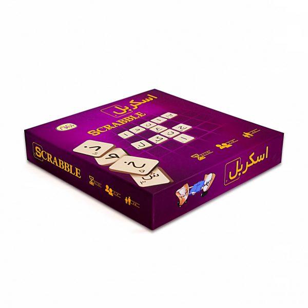 جعبه اسکربل فارسی