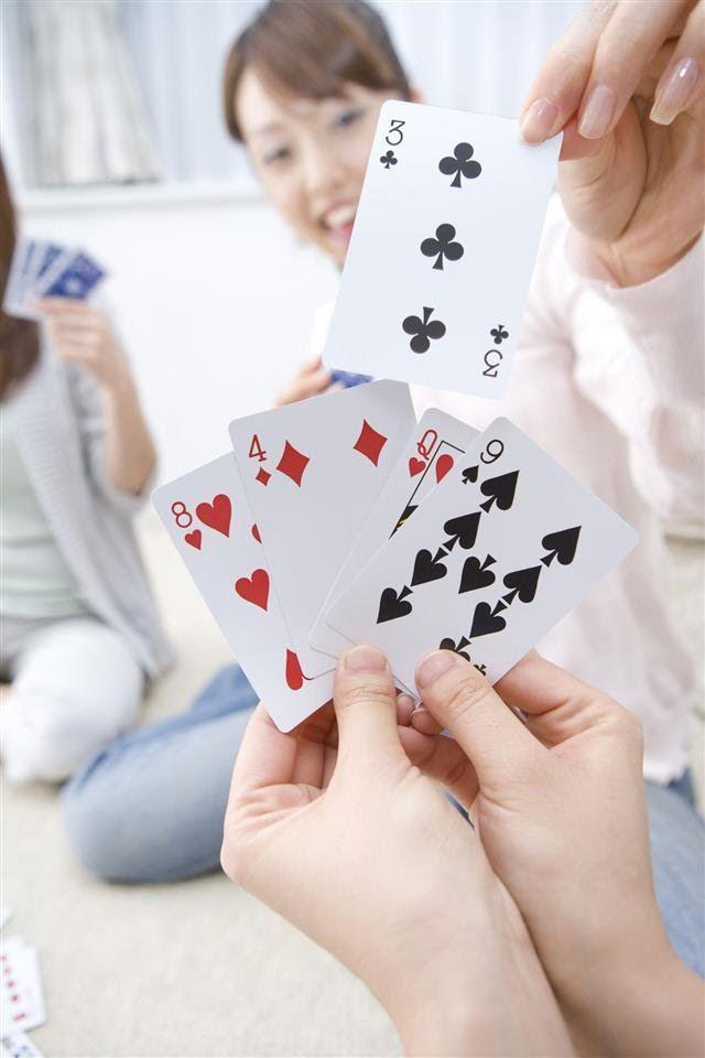 آموزش جامع بازی حکم چهار نفره سرس نرس آس