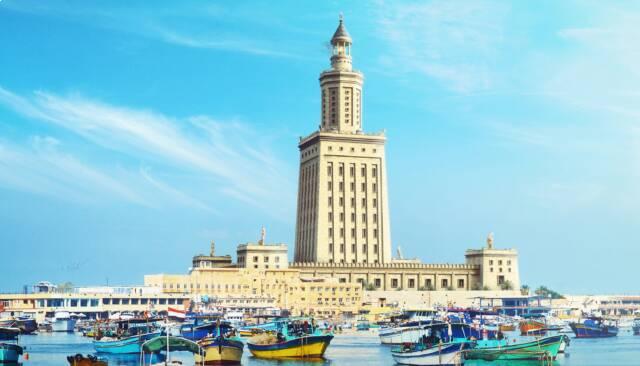 آموزش بازی عجایب هفتگانه: فانوس دریایی اسکندریه (Lighthouse of Alexandria)
