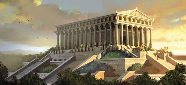 آموزش بازی عجایب هفتگانه: نیایشگاه آرتمیس (The Temple of Artemis at Ephesus)