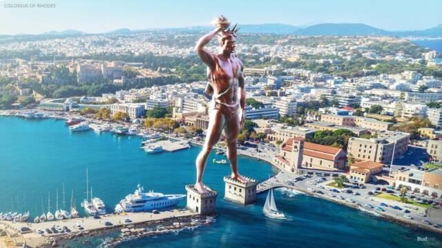آموزش بازی سون واندرز (عجایب هفتگانه): تندیس غول پیکر رودس (The Colossus of Rhodes)