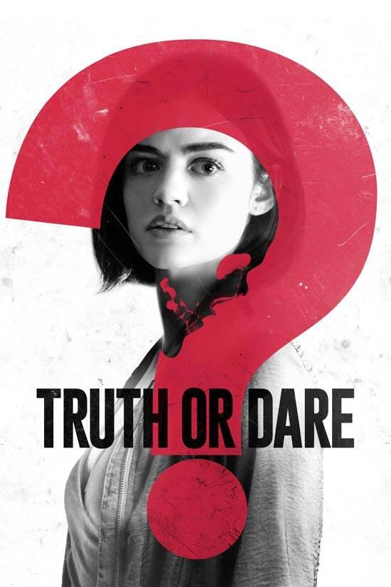 بازی جرات و حقیقت: فیلم Truth or Dare 2018