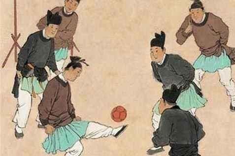 تاریخچه فوتبال تاریخ فوتبال در چین
